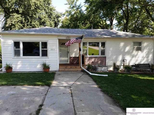 223 S 13 Street, Plattsmouth, NE 68048 (MLS #21922128) :: Capital City Realty Group