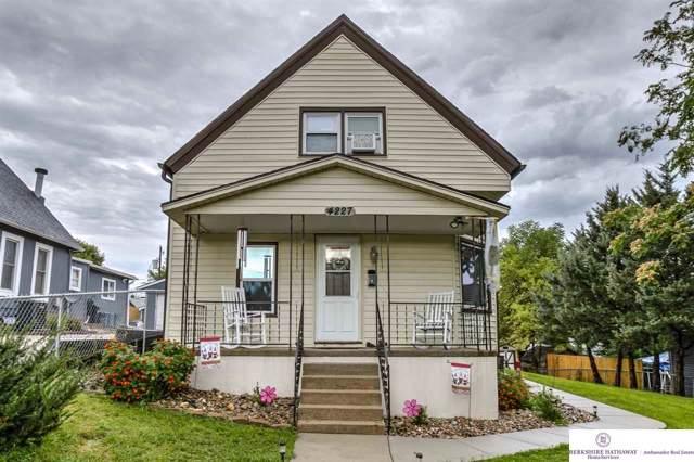 4227 S 26th Street, Omaha, NE 68107 (MLS #21922195) :: Capital City Realty Group