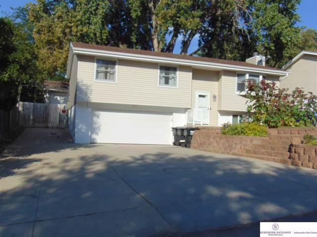 7778 Greenleaf Drive, La Vista, NE 68128 (MLS #21922199) :: Five Doors Network