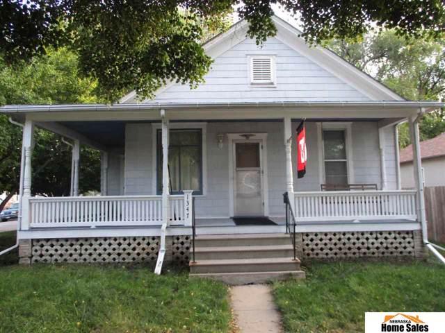 1347 Rose Street, Lincoln, NE 68502 (MLS #21922512) :: Omaha's Elite Real Estate Group