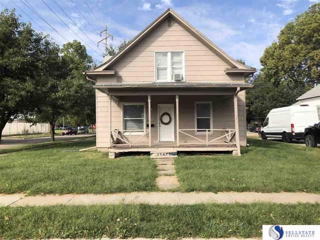 1105 N 25 Street, Lincoln, NE 68503 (MLS #21922996) :: Lincoln Select Real Estate Group