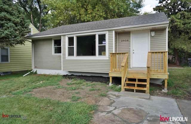 2936 N 56th Street, Lincoln, NE 68504 (MLS #21922997) :: Omaha's Elite Real Estate Group