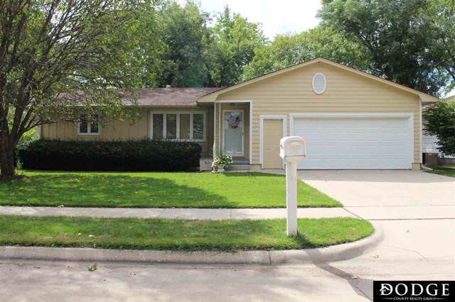 1321 W Dakota Street, Fremont, NE 68025 (MLS #21923061) :: One80 Group/Berkshire Hathaway HomeServices Ambassador Real Estate