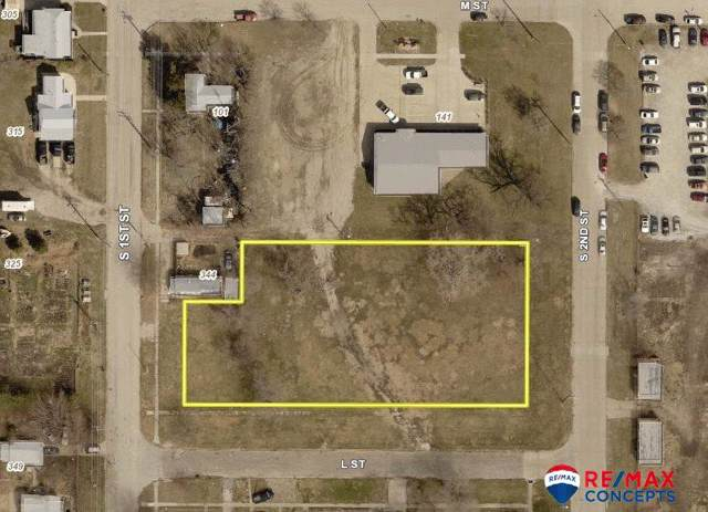 No address S 2nd Street, Lincoln, NE 68508 (MLS #21923161) :: Complete Real Estate Group