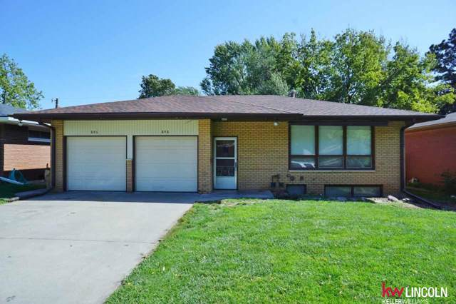 846 S 39th Street, Lincoln, NE 68510 (MLS #21923170) :: Lincoln Select Real Estate Group