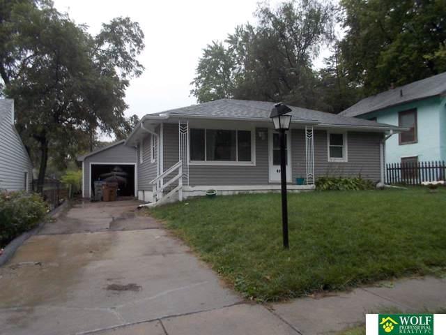 4911 Hillside Street, Lincoln, NE 68506 (MLS #21923338) :: One80 Group/Berkshire Hathaway HomeServices Ambassador Real Estate