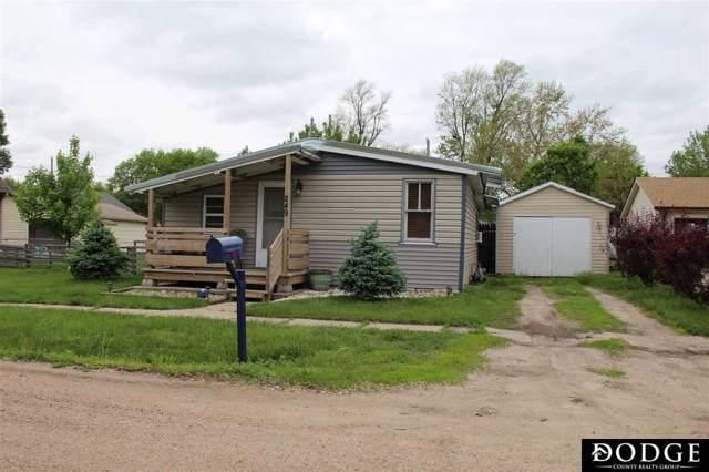249 Crosby Street, Fremont, NE 68025 (MLS #21923575) :: Omaha's Elite Real Estate Group