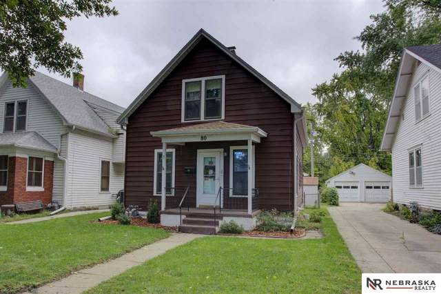 80 S Maple Street, Fremont, NE 68025 (MLS #21923694) :: Omaha Real Estate Group