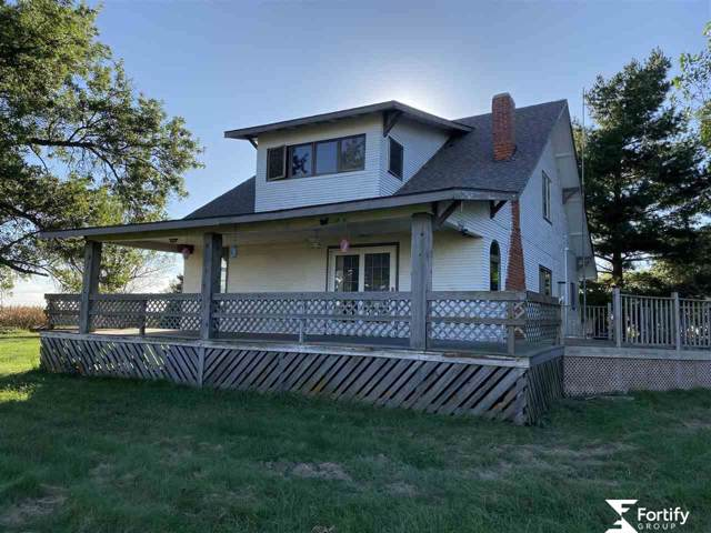 2220 14 Road, Fairmont, NE 68354 (MLS #21923734) :: Stuart & Associates Real Estate Group