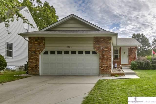 1724 SW 21 Street, Lincoln, NE 68522 (MLS #21923792) :: Capital City Realty Group