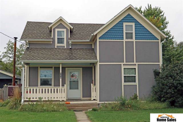 510 Omaha Street, Beaver Crossing, NE 68313 (MLS #21923943) :: Nebraska Home Sales