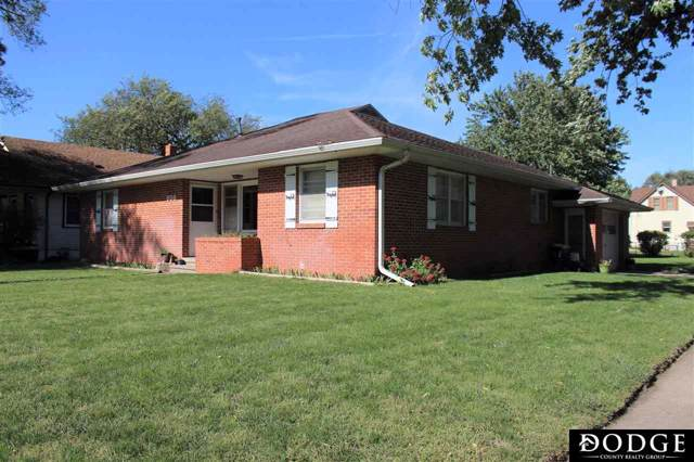 808 W 8th Street, Fremont, NE 68025 (MLS #21924007) :: Dodge County Realty Group