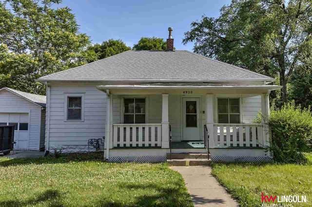 4920 Calvert Street, Lincoln, NE 68506 (MLS #21924246) :: Omaha Real Estate Group