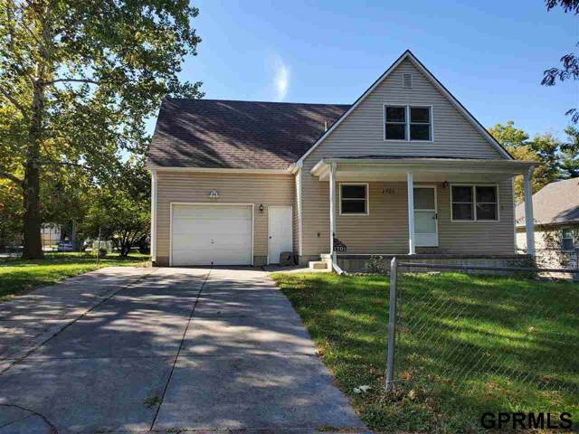 1701 Whittier Street, Lincoln, NE 68503 (MLS #21924503) :: Cindy Andrew Group