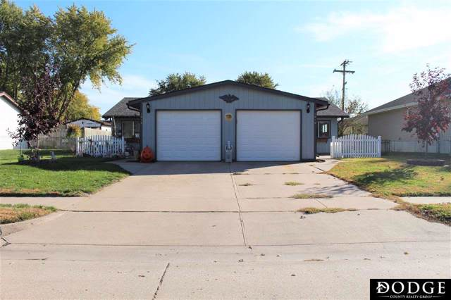 1515-1519 Iowa Street, Fremont, NE 68025 (MLS #21924671) :: Nebraska Home Sales