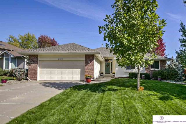 2309 N 144 Avenue, Omaha, NE 68116 (MLS #21924929) :: Lincoln Select Real Estate Group