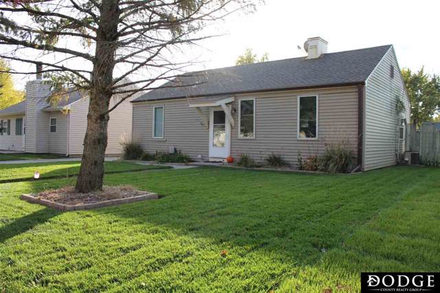 413 N Thomas Street, Fremont, NE 68025 (MLS #21925356) :: Dodge County Realty Group