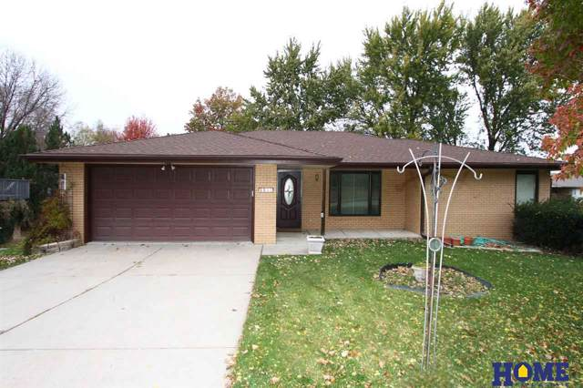 5551 Venture Drive, Lincoln, NE 68521 (MLS #21925472) :: Omaha's Elite Real Estate Group