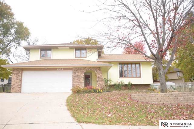2535 S 148th Avenue Circle, Omaha, NE 68144 (MLS #21925673) :: Omaha's Elite Real Estate Group
