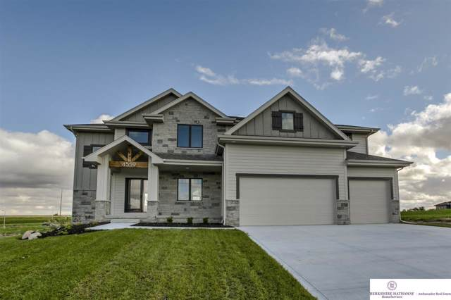 4559 S 218 Street, Omaha, NE 68022 (MLS #21925695) :: Lincoln Select Real Estate Group