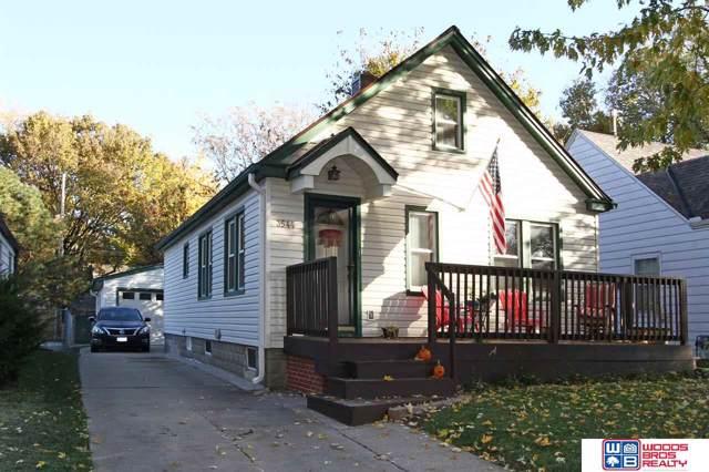 3544 Mohawk Street, Lincoln, NE 68510 (MLS #21925826) :: Dodge County Realty Group
