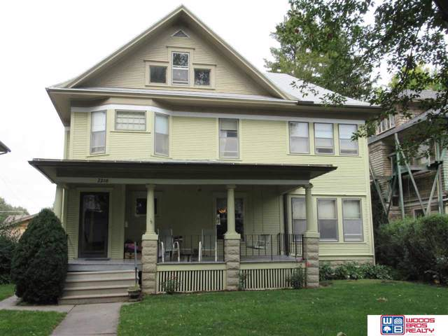 2208 A Street, Lincoln, NE 68502 (MLS #21925866) :: Dodge County Realty Group