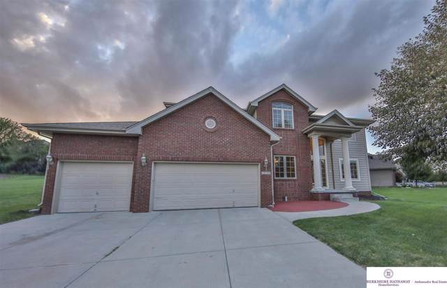 10140 Edna Circle, La Vista, NE 68128 (MLS #21926003) :: Five Doors Network