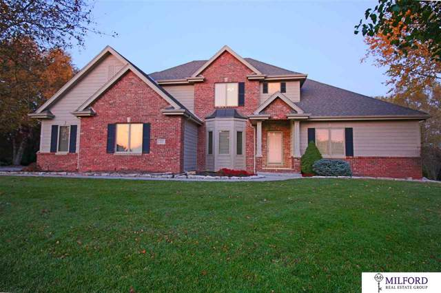 1219 Ranch View Lane, Omaha, NE 68022 (MLS #21926532) :: Nebraska Home Sales