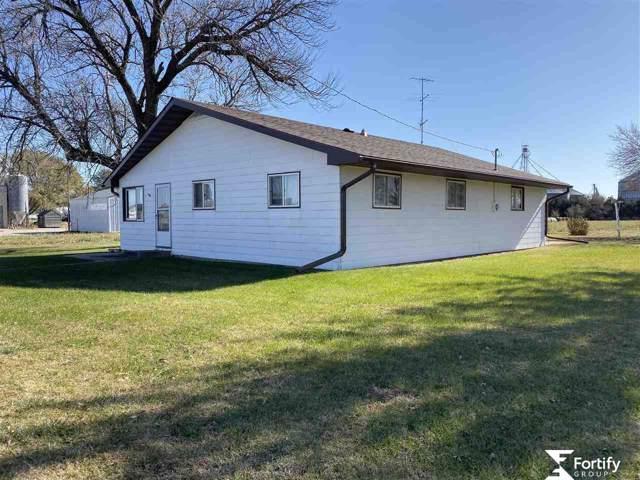 225 W Main Street, Bruning, NE 68322 (MLS #21926727) :: Dodge County Realty Group