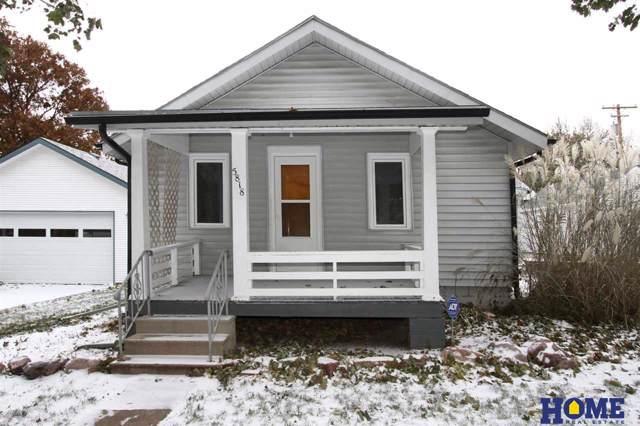 5818 Cleveland Avenue, Lincoln, NE 68507 (MLS #21926743) :: Nebraska Home Sales