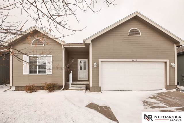 6410 N 142nd Avenue, Omaha, NE 68164 (MLS #21926794) :: Omaha Real Estate Group