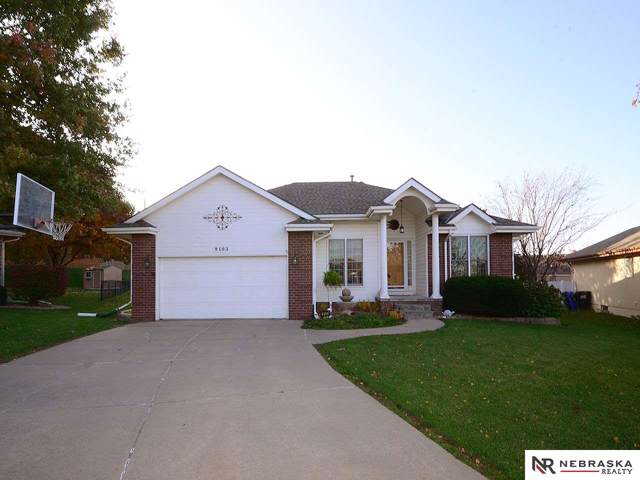 9103 S Glenview Drive, La Vista, NE 68128 (MLS #21926824) :: Five Doors Network