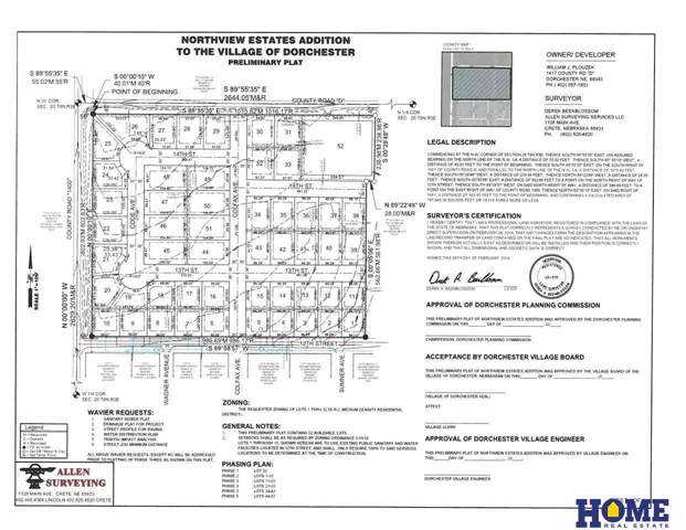 Lot 6, 1417 County Road D, Dorchester, NE 68343 (MLS #21927145) :: Omaha Real Estate Group