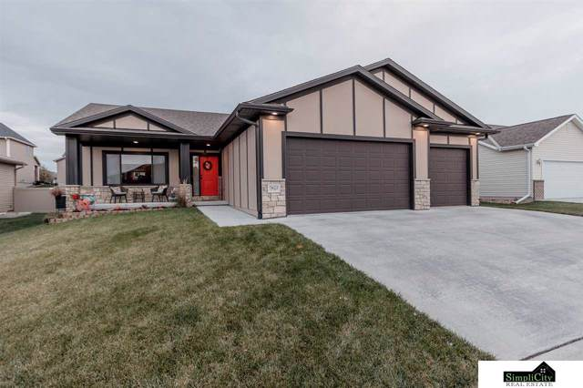 7622 S 79th Street, Lincoln, NE 68516 (MLS #21927288) :: Dodge County Realty Group