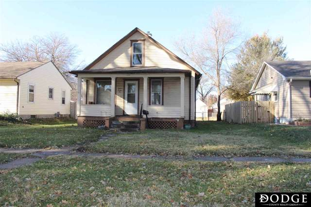1825 N Union Street, Fremont, NE 68025 (MLS #21927298) :: Dodge County Realty Group