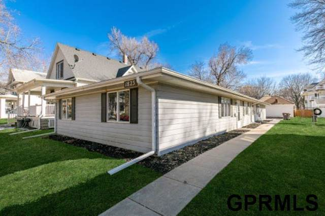 1823 Euclid Avenue, Lincoln, NE 68502 (MLS #21927312) :: Dodge County Realty Group