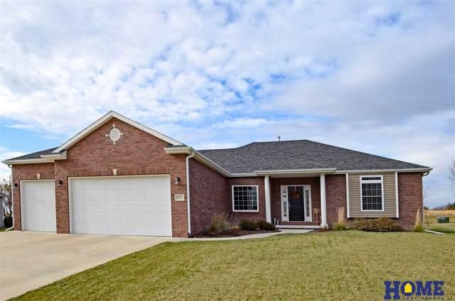 6811 Shadow Ridge Road, Lincoln, NE 68512 (MLS #21927350) :: Lincoln Select Real Estate Group
