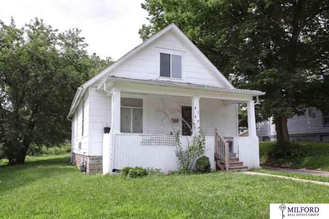 4147 Lake Street, Omaha, NE 68111 (MLS #21927360) :: Omaha Real Estate Group