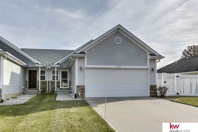 7903 S 24th Street, Bellevue, NE 68147 (MLS #21927520) :: Dodge County Realty Group