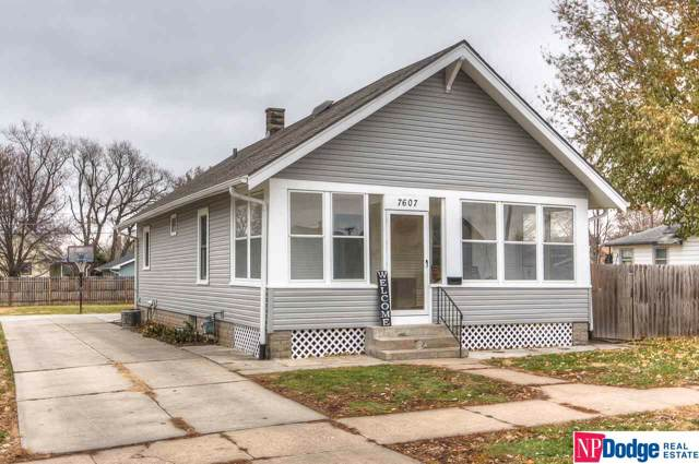 7607 N 29 Street, Omaha, NE 68112 (MLS #21927619) :: Omaha Real Estate Group