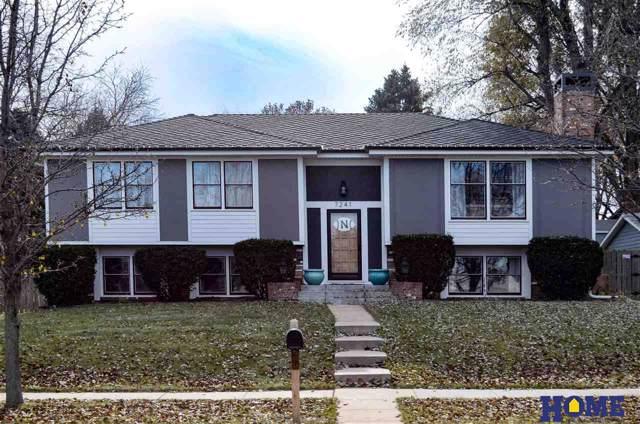 7241 Whitestone Drive, Lincoln, NE 68506 (MLS #21927684) :: Dodge County Realty Group