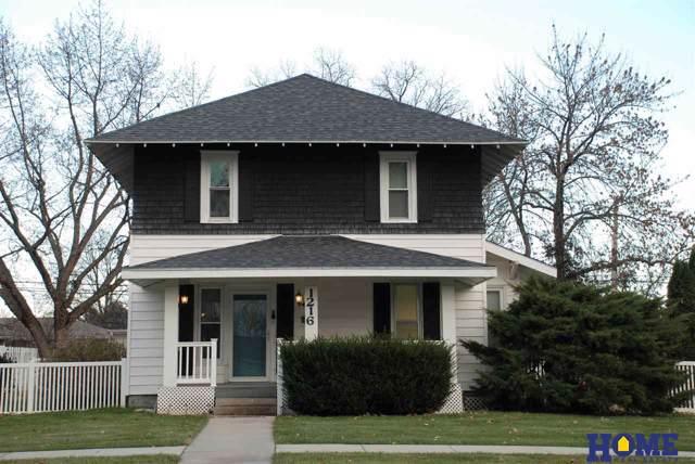 1216 N 8th Street, David City, NE 68632 (MLS #21927722) :: Dodge County Realty Group