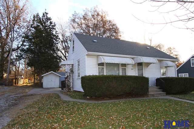 330 S 40th Street, Lincoln, NE 68510 (MLS #21927882) :: Omaha's Elite Real Estate Group
