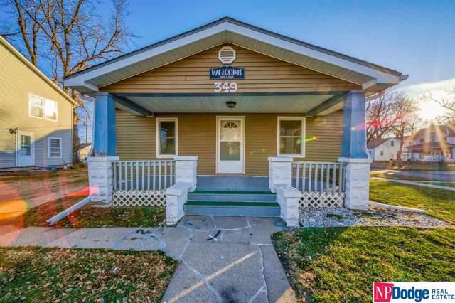 349 W 6th Street, Fremont, NE 68025 (MLS #21927998) :: Omaha's Elite Real Estate Group