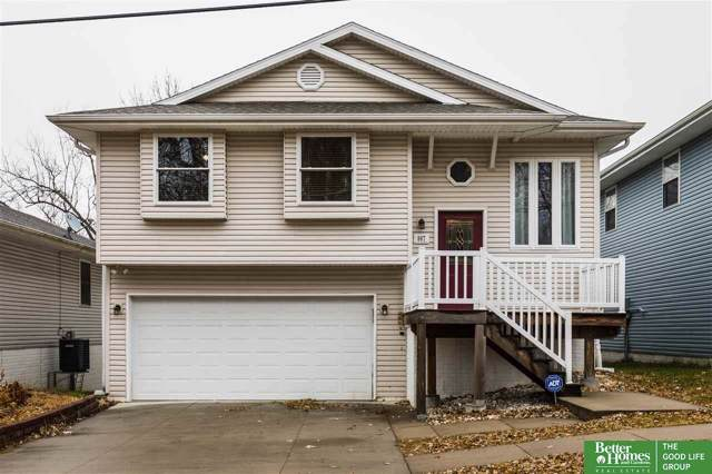 807 S 1st Street, Plattsmouth, NE 68048 (MLS #21928005) :: Lincoln Select Real Estate Group