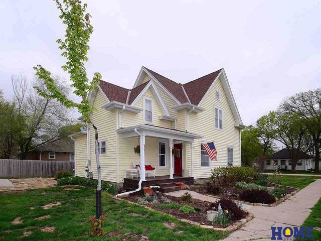 903 Fulton Avenue, Dorchester, NE 68343 (MLS #21928063) :: Omaha Real Estate Group