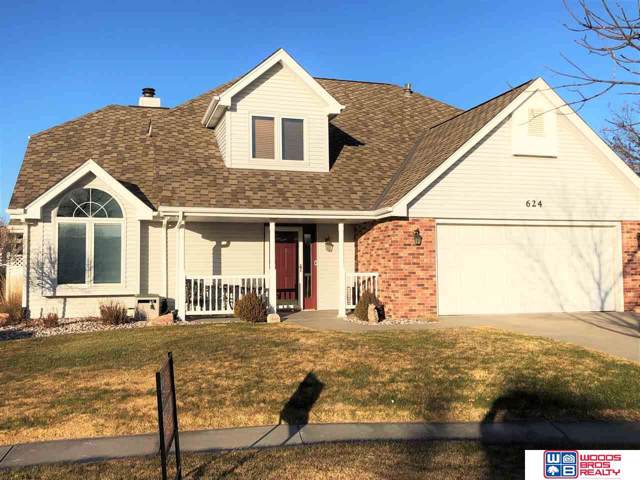 624 Pier 1 Street, Lincoln, NE 68528 (MLS #21928146) :: Dodge County Realty Group