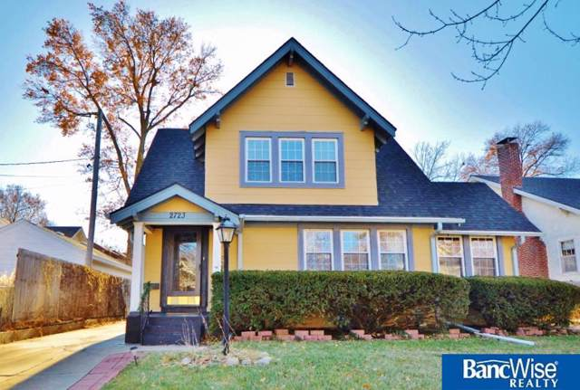 2723 Sewell Street, Lincoln, NE 68502 (MLS #21928241) :: Lincoln Select Real Estate Group