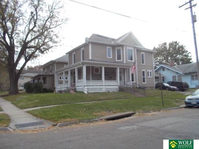 2147 C Street, Lincoln, NE 68502 (MLS #21928273) :: Dodge County Realty Group