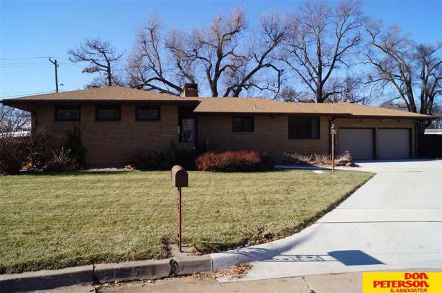 2547 N Fairway Drive, Fremont, NE 68025 (MLS #21928311) :: Omaha's Elite Real Estate Group